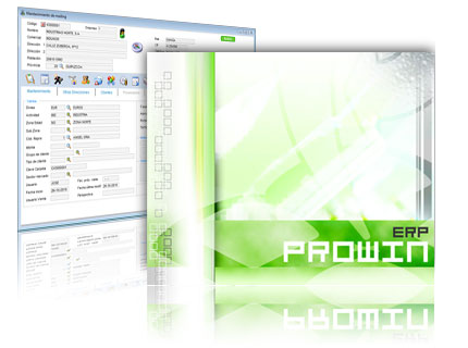 Software gestion erp-prowin