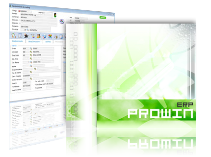erp-prowin software instalable